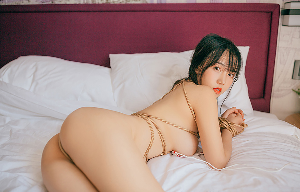 性之图吧国模私拍150p 美女徐微微超尺度紧缚性感诱惑图片